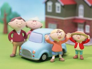家族を守る整備で快適ドライブを ♬