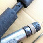 バッティングゲージ 加工修理 クルマ屋さんの許容範囲
